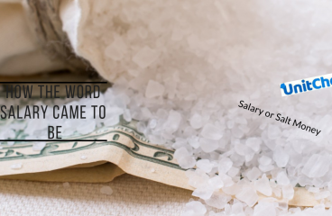The Origin Of The Word Salary… Money, Salt or Salt Money