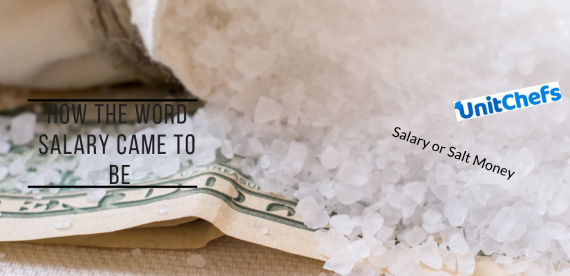 salary salt money