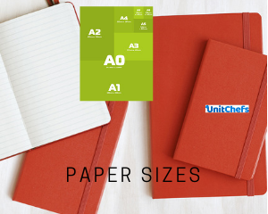 Different Paper Size Standards and Their Dimensions